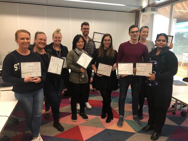 Lean Six Sigma Green Belt Training at Medibank