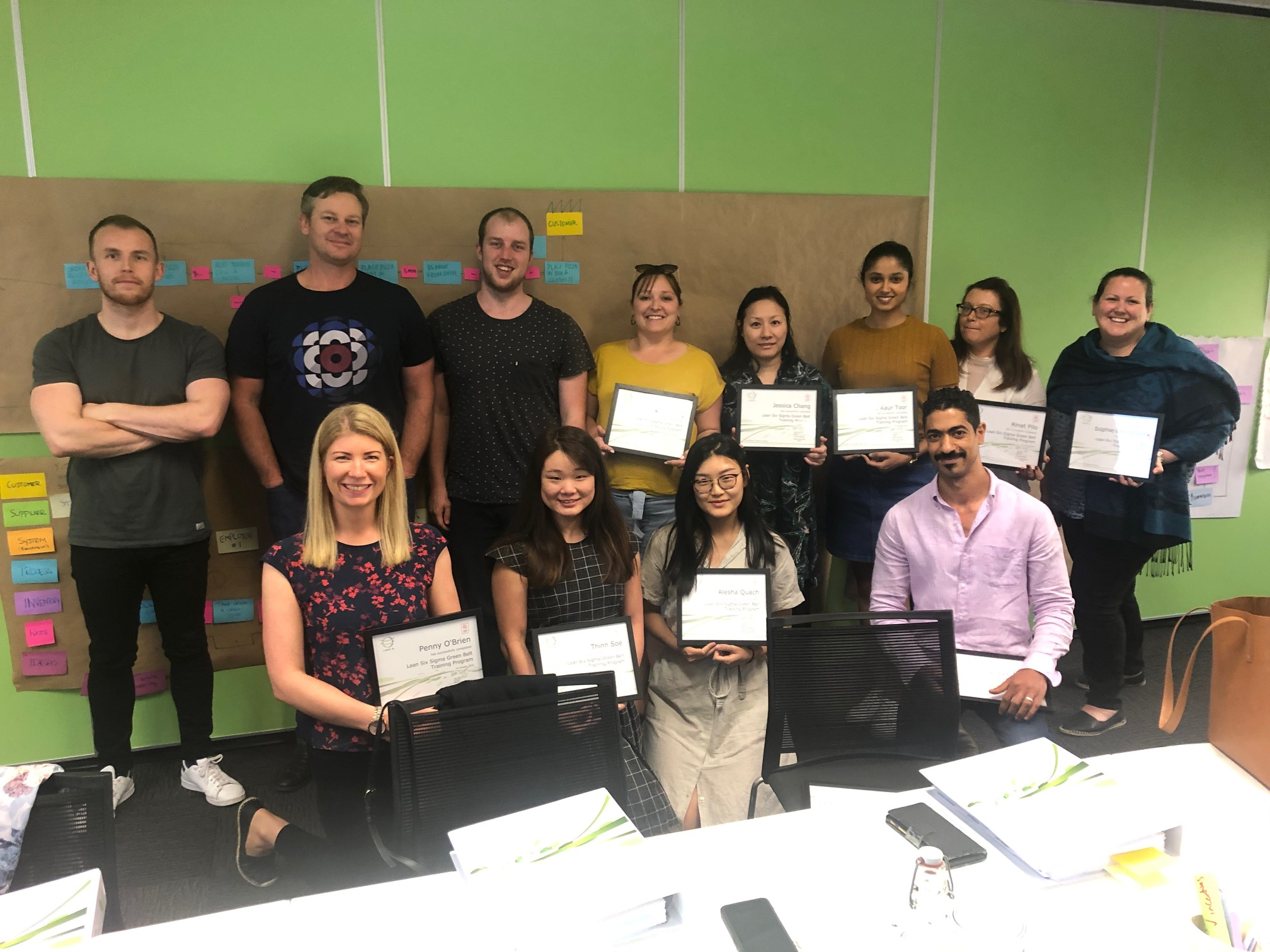 Lean Six Sigma Green Belt Training in Sydney